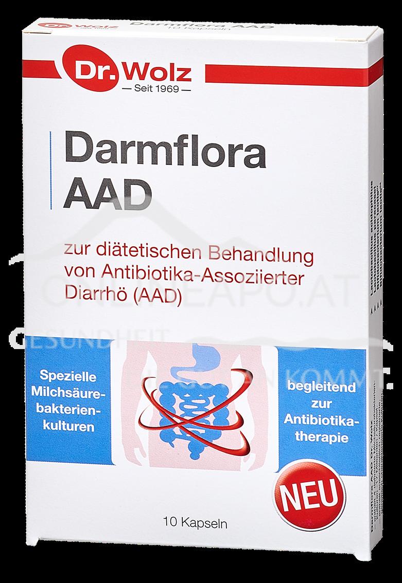 Dr. Wolz Darmflora AAD Kapseln