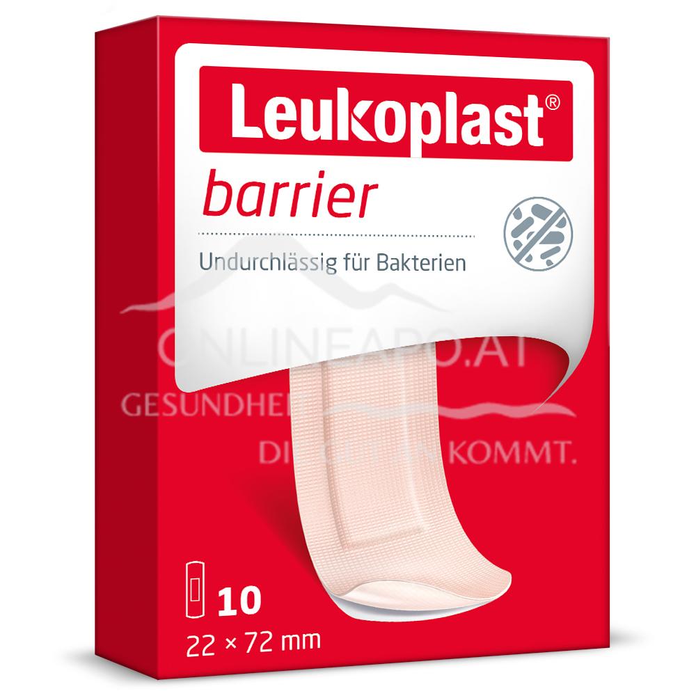 Leukoplast® Barrier Pflaster 22 x 72mm