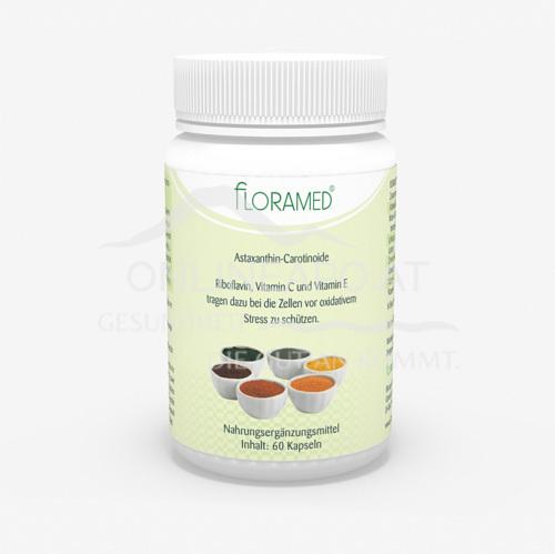 Floramed Astaxanthin-Carotinoide