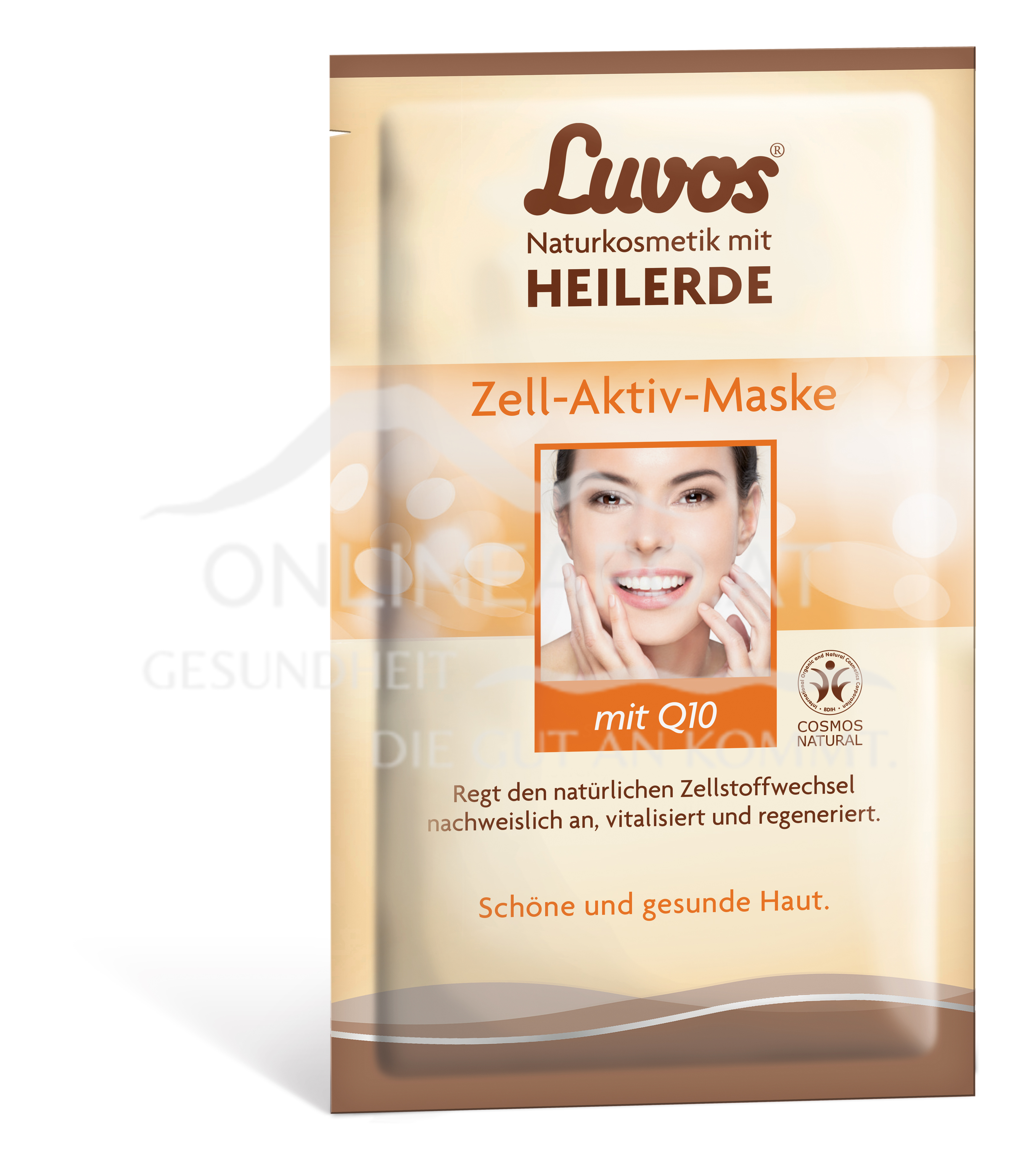 Luvos Heilerde Gesichtsmaske Zell Aktiv