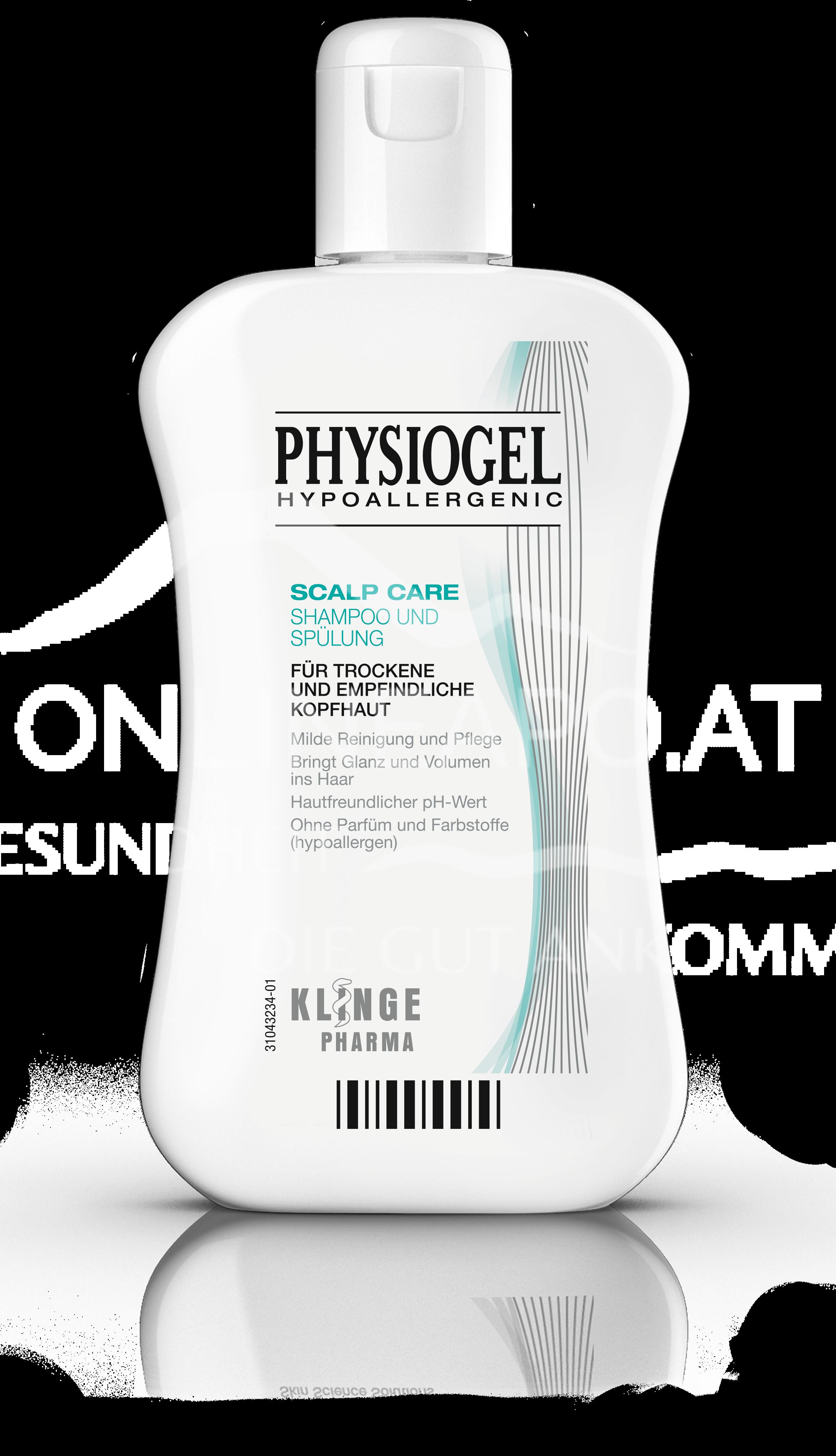 Physiogel® Scalp Care Shampoo und Spülung