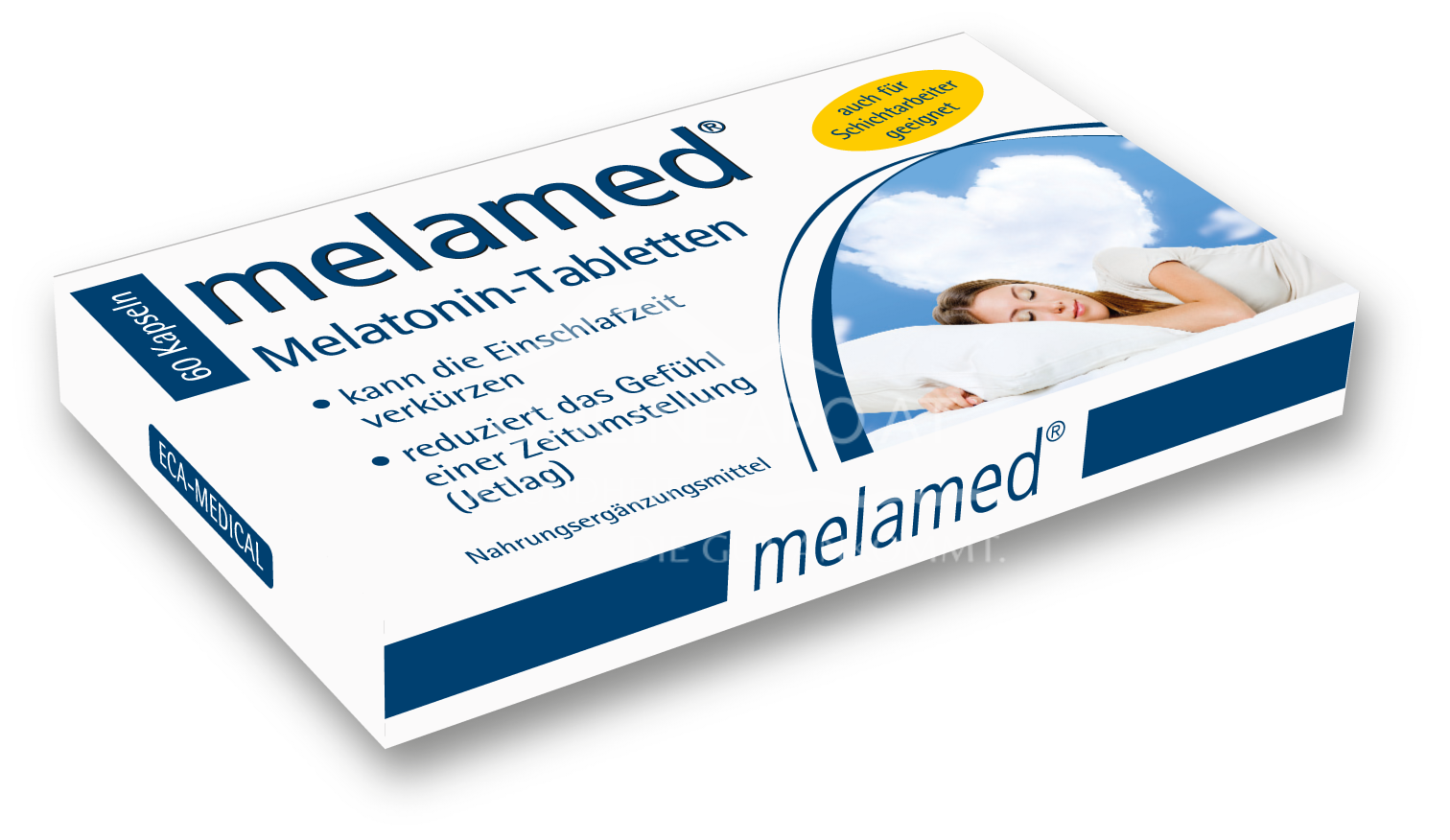 melamed®Melatonin-Tabletten