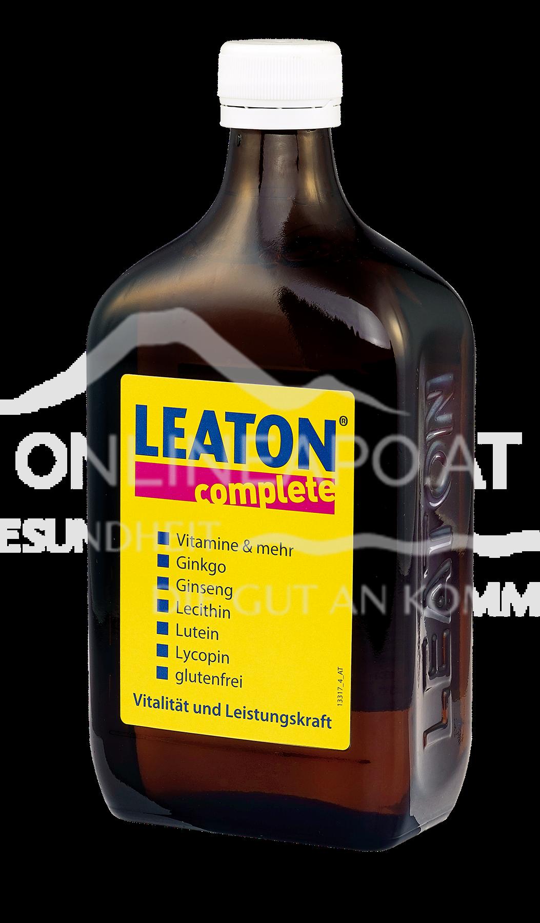 LEATON® complete