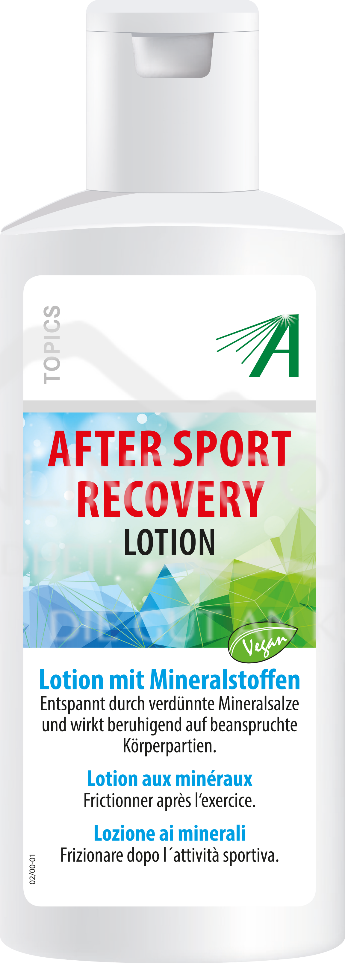 Adler After Sport Recovery Lotion