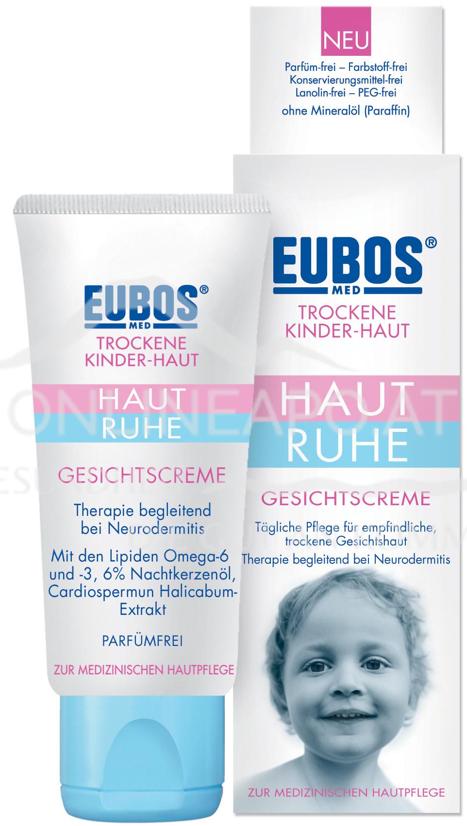 Eubos Haut Ruhe Gesichtscreme 30ml