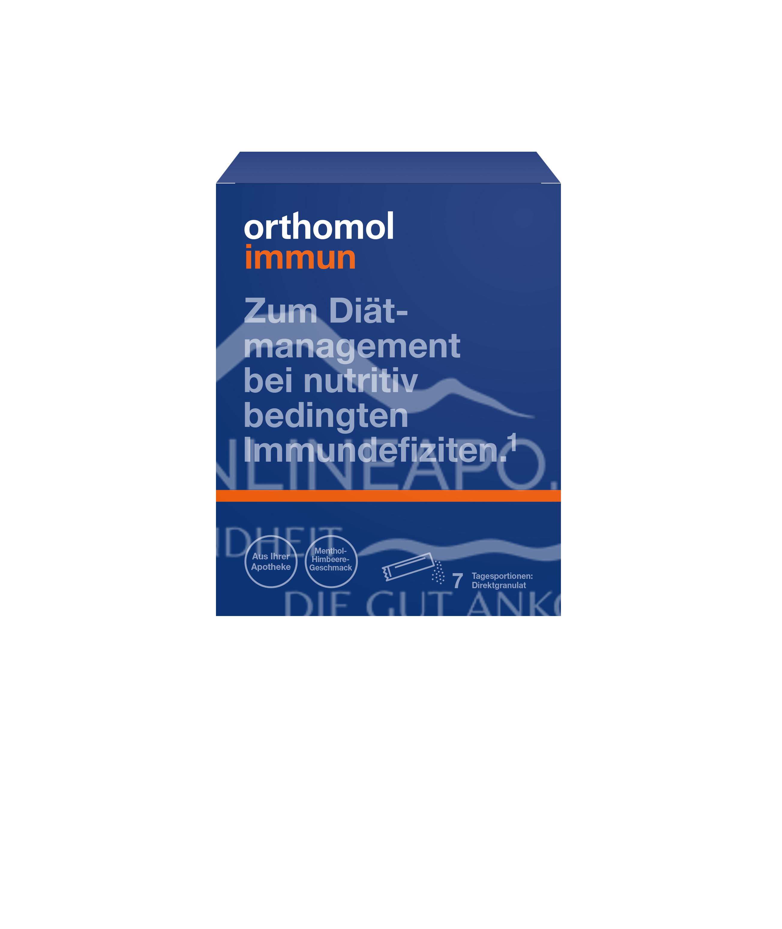 Orthomol Immun Direkt Men/Him
