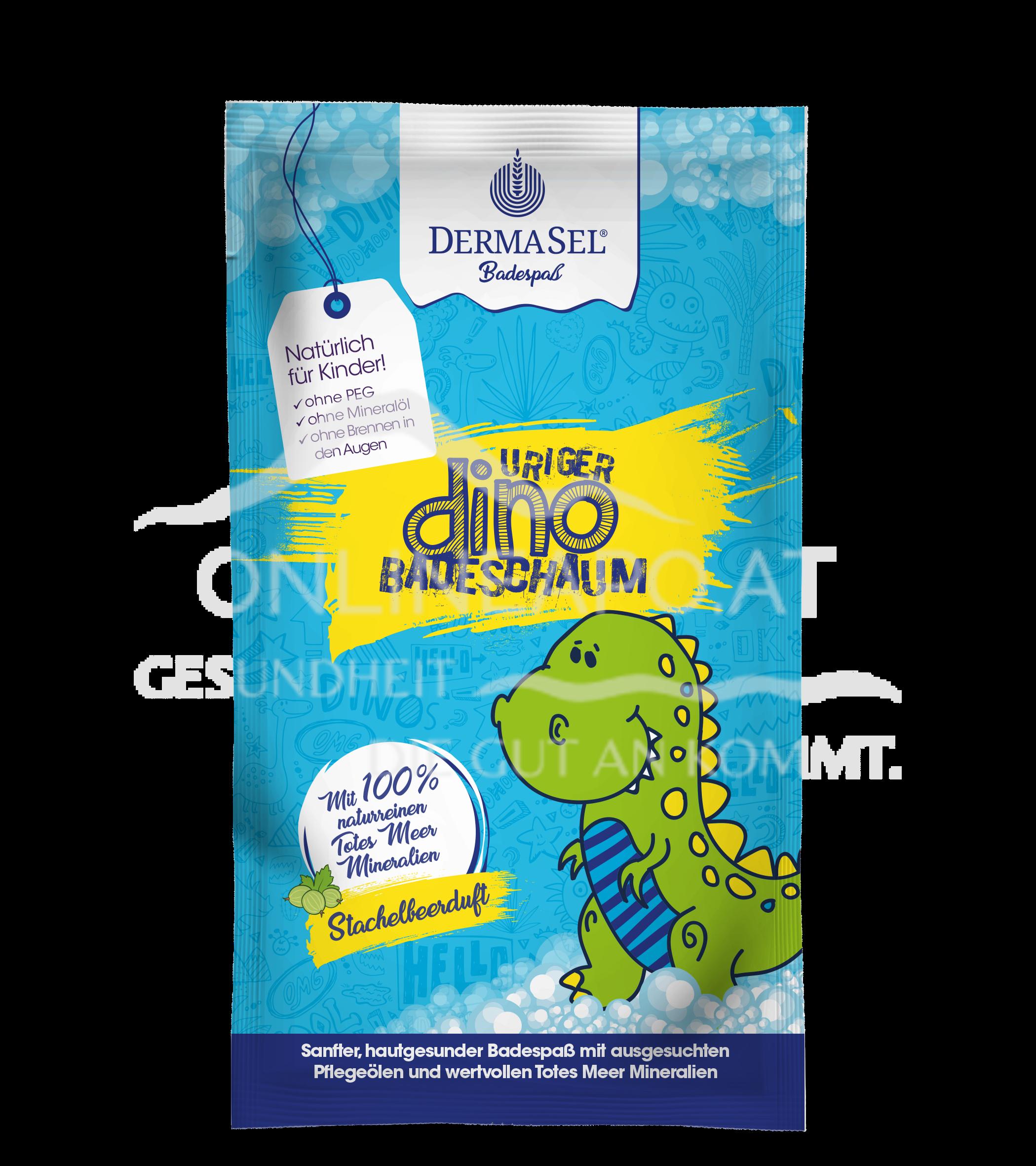 DermaSel® Dino Badeschaum