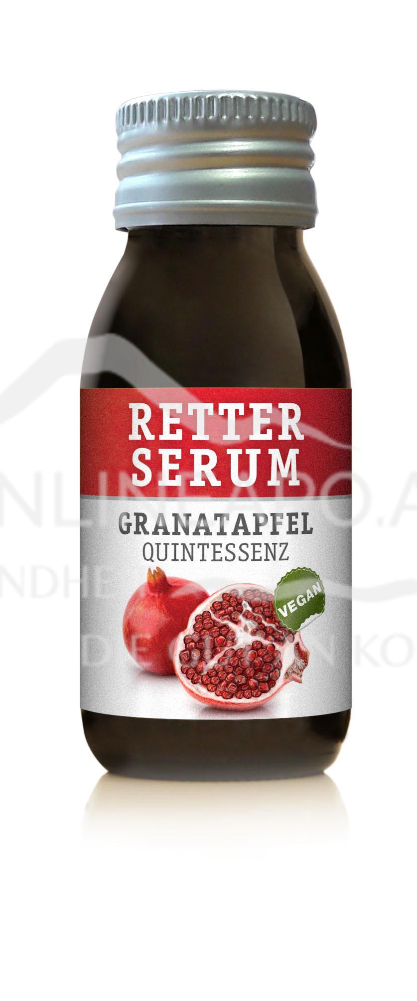 Obsthof Retter Granatapfel Serum
