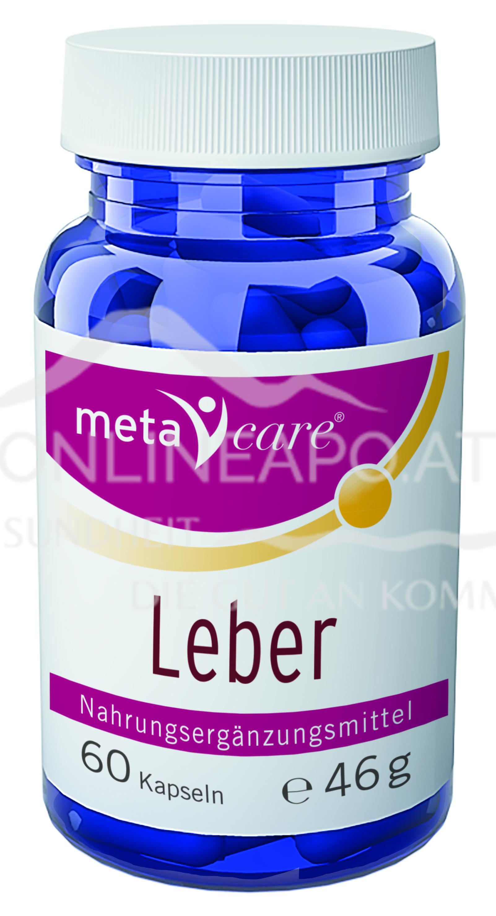 metacare® Leber