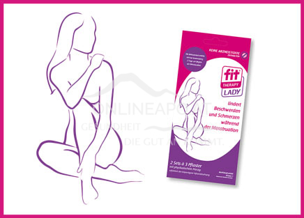 Fit® Therapy Pflaster Lady