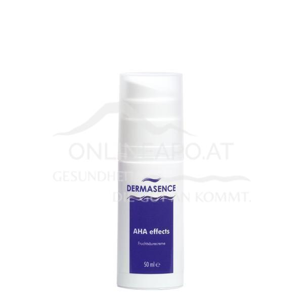 Dermasence AHA effects Intensivpflege 50ml
