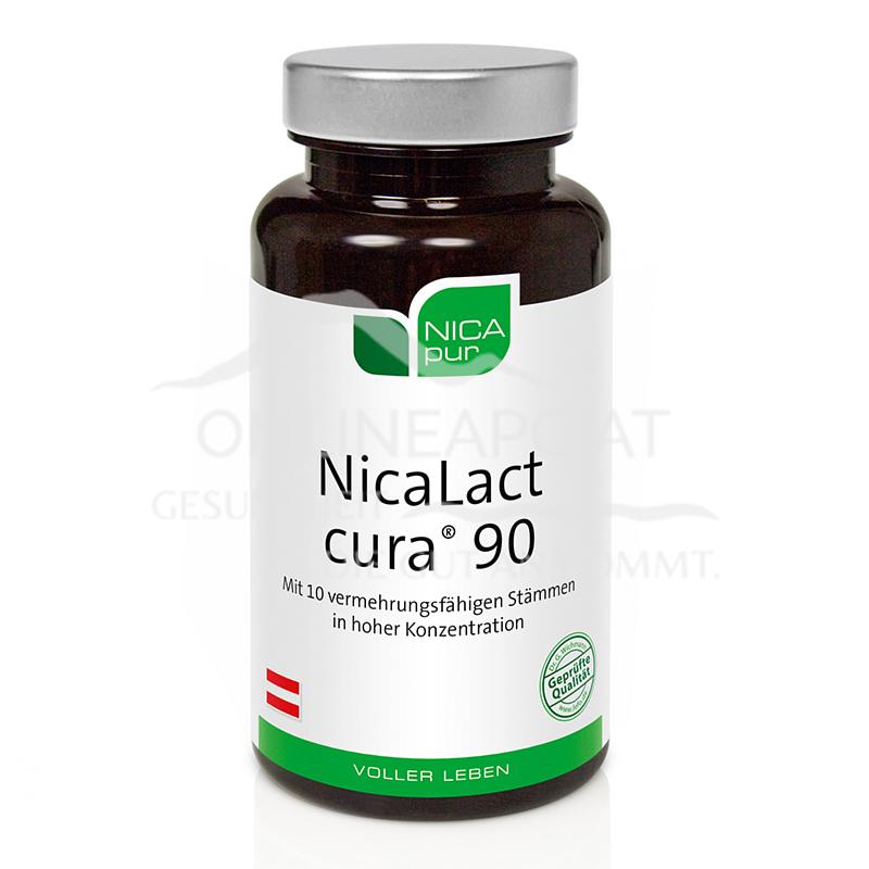 NICApur NicaLact cura® Kapseln