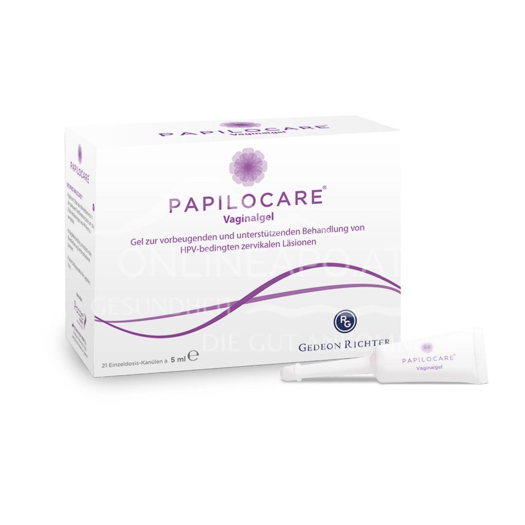 Papilocare® Vaginalgel