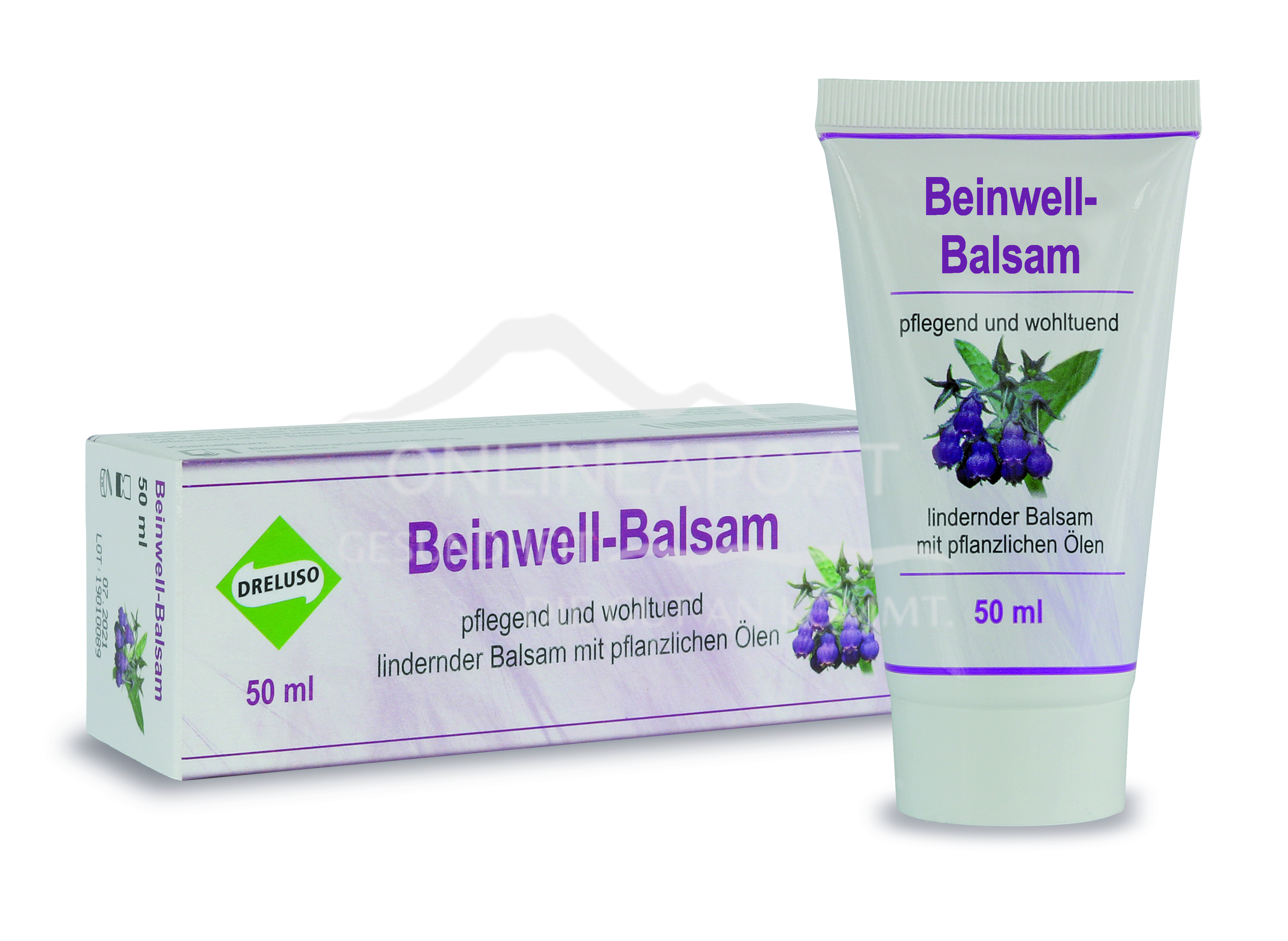 Beinwell-Balsam von Dreluso