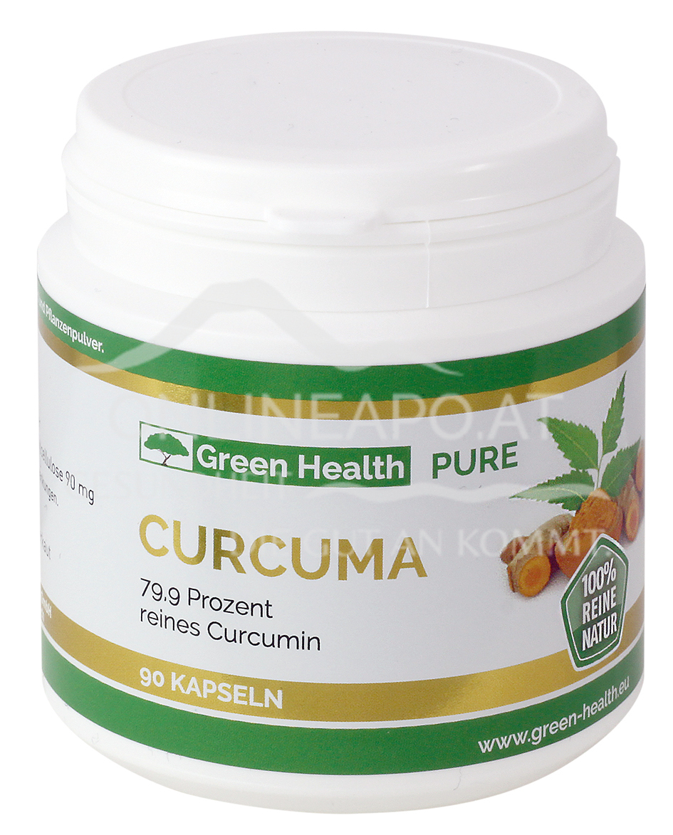 Green Health PURE Curcuma