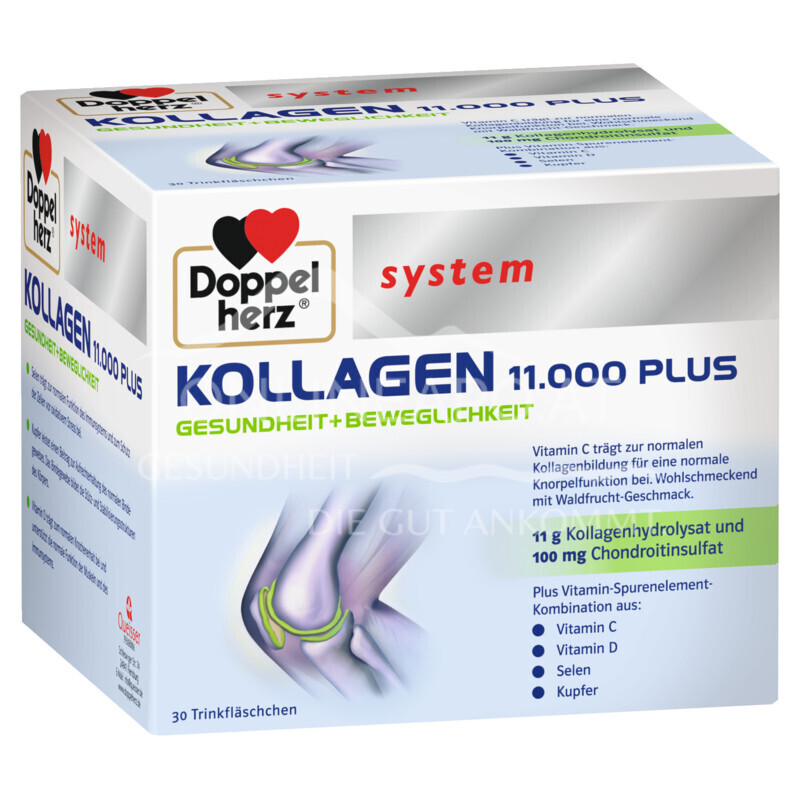 Doppelherz system KOLLAGEN 11.000 PLUS