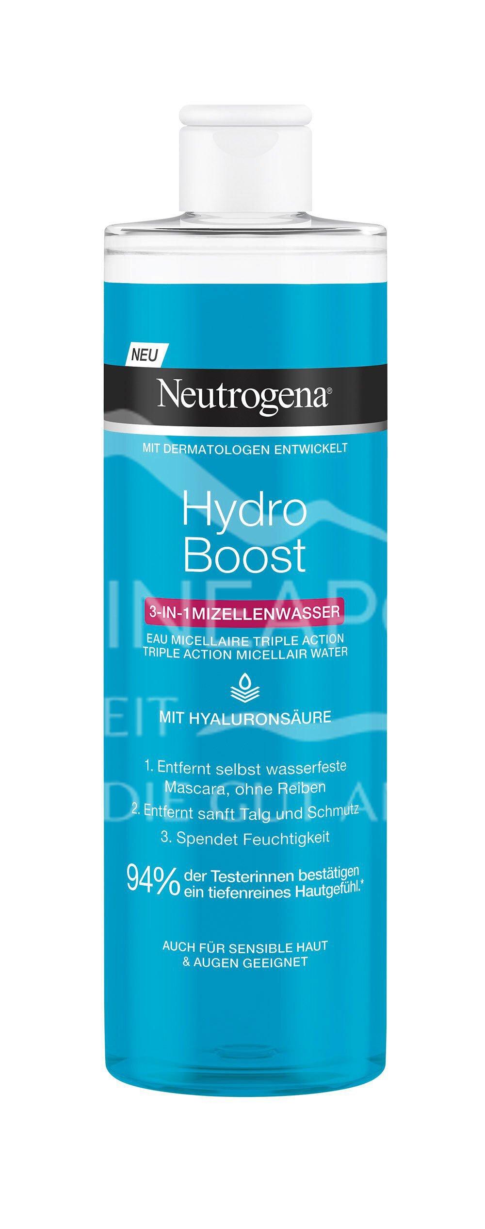 Neutrogena Hydro Boost 3-in-1 Mizellenwasser