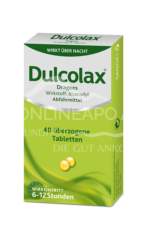 Dulcolax® 5 mg Dragees