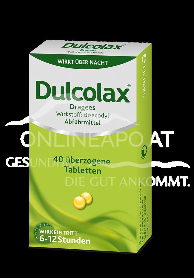 Dulcolax® 5 mg Dragees