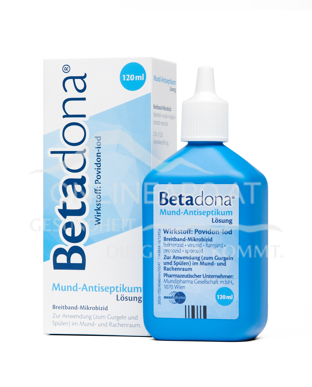 Betadona® Mund-Antiseptikum
