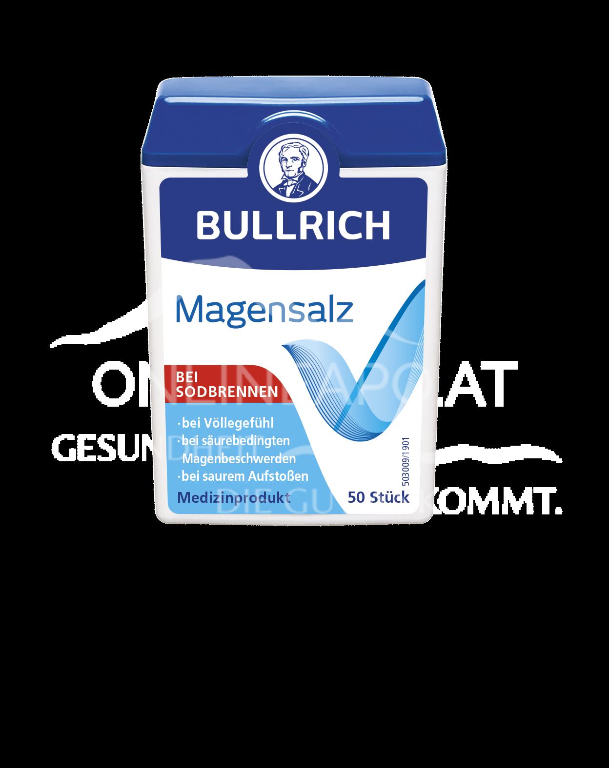 Bullrich Magensalz Tabletten