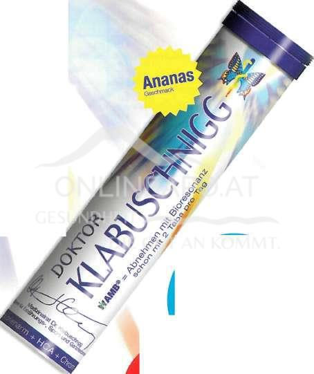 Dr. Klabuschnigg Super Tabs Vitacan