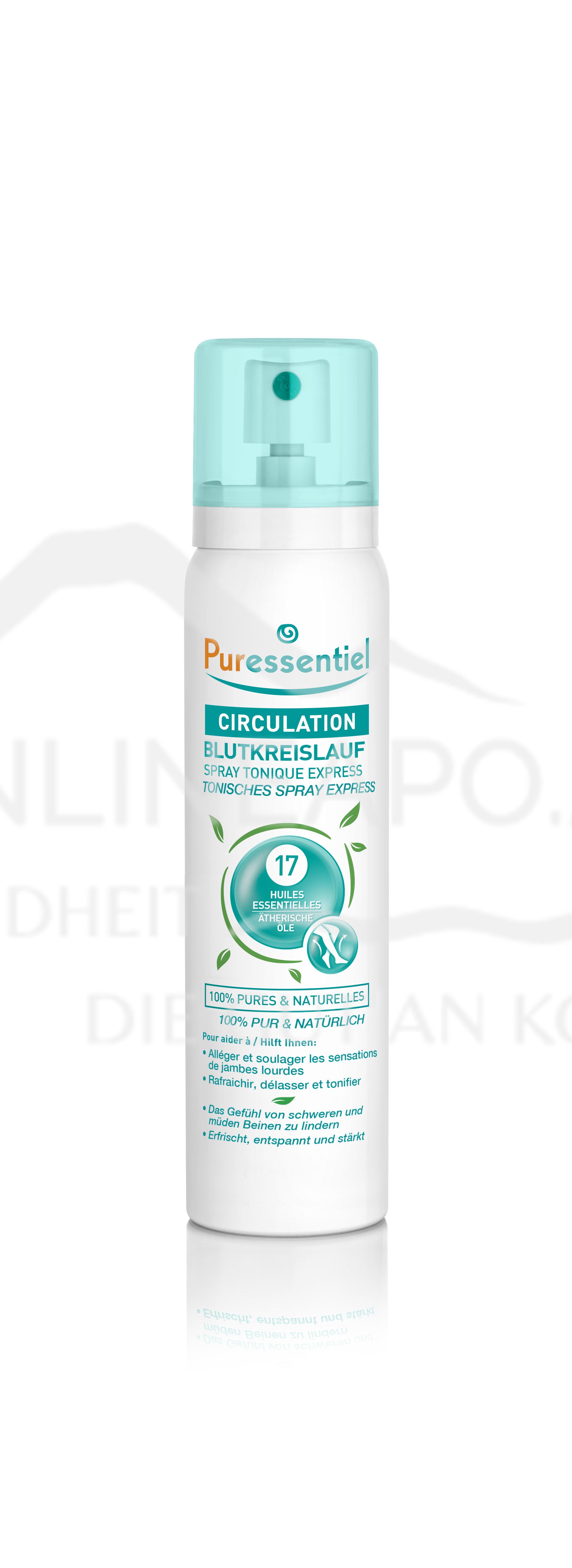 Puressentiel Leichte Beine Spray 125ml