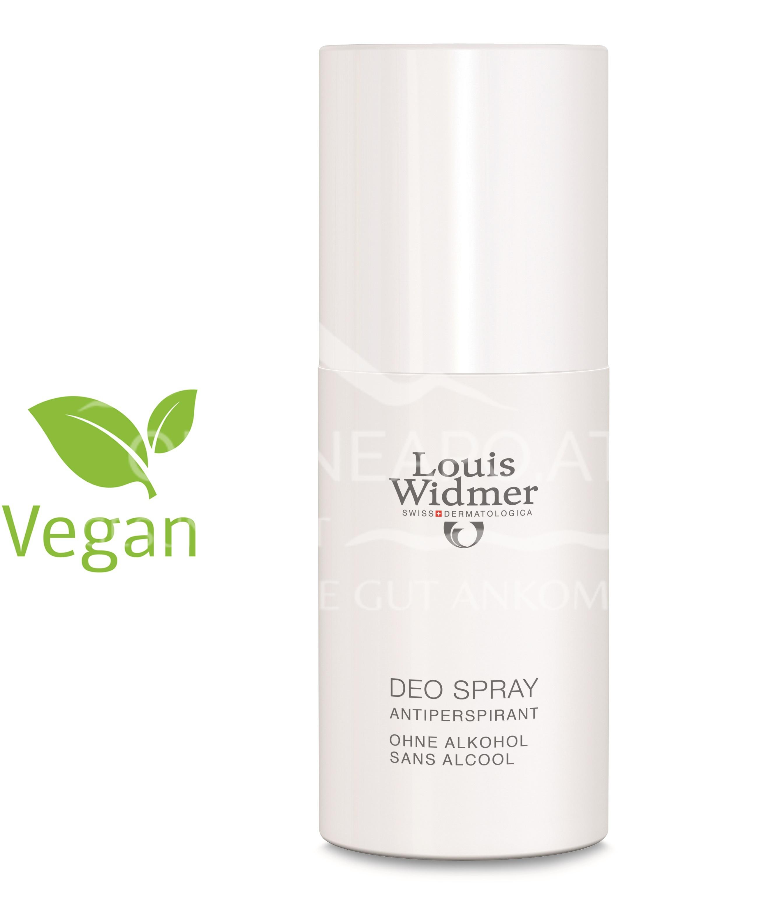 Louis Widmer Deo Spray Antiperspirant