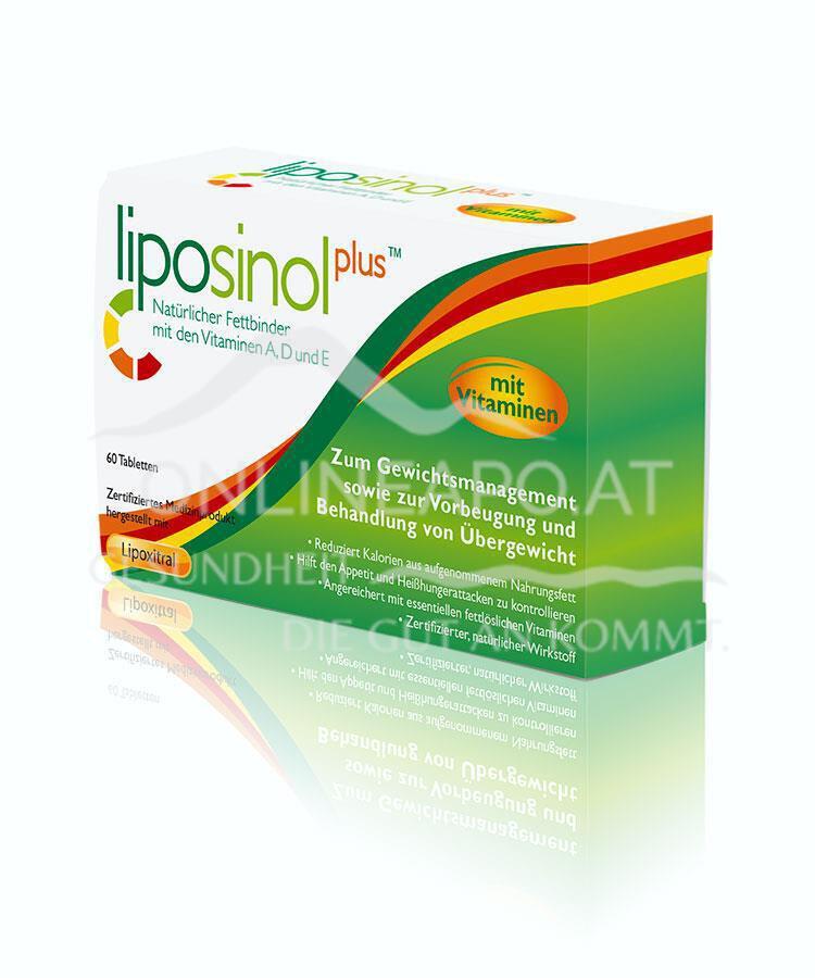 Liposinol plus Tabletten