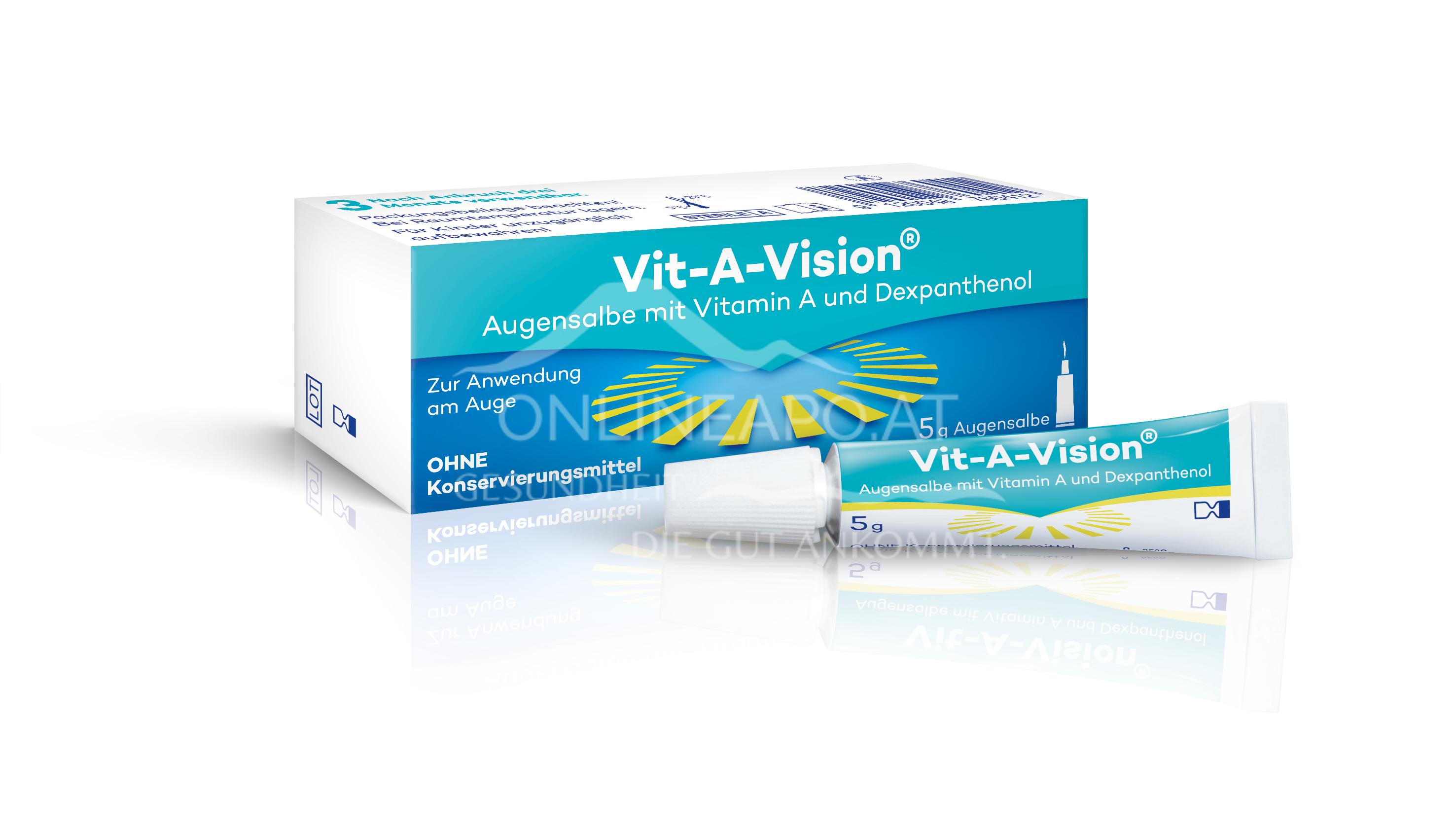 Vit-A-Vision® Augensalbe