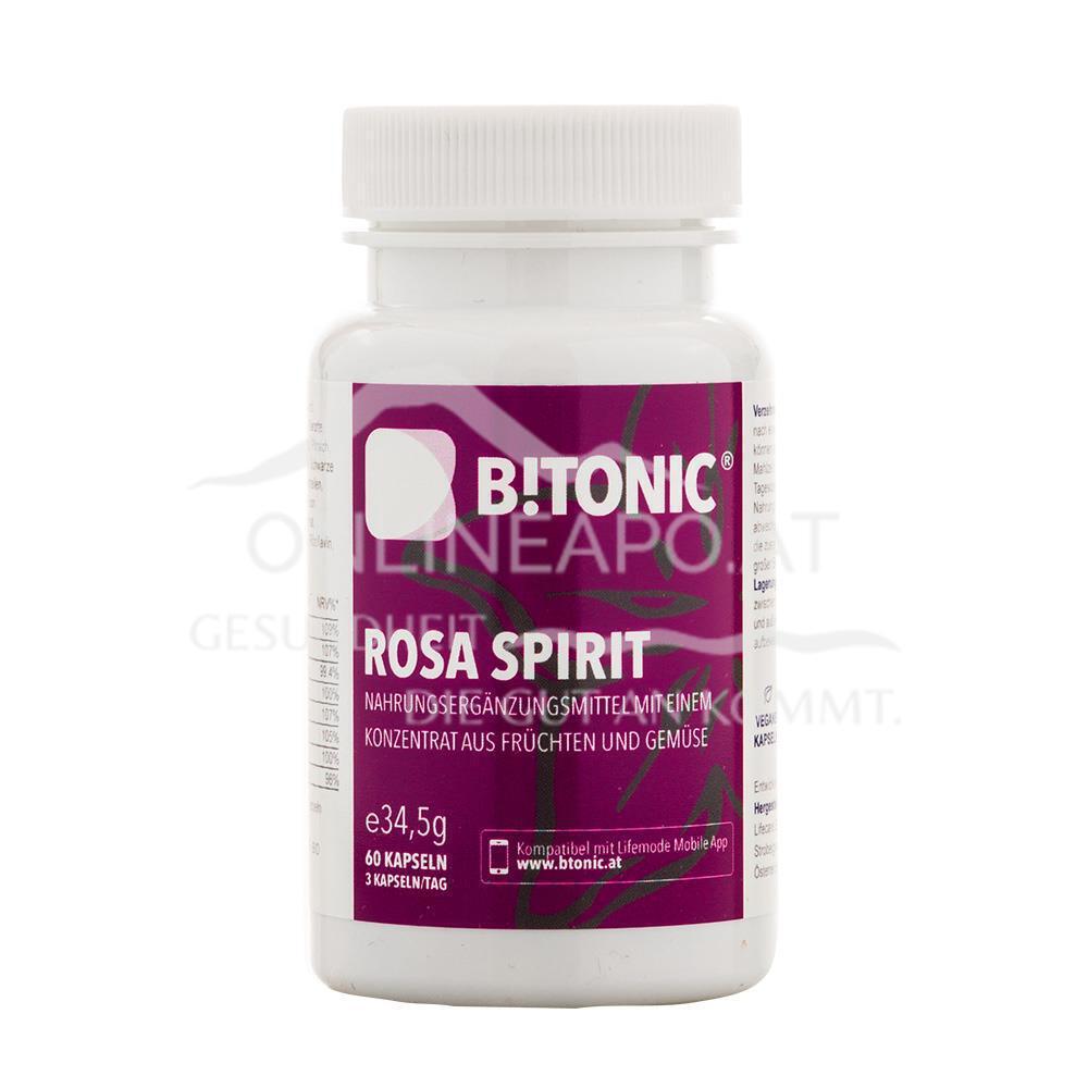 B!TONIC Rosa Spirit