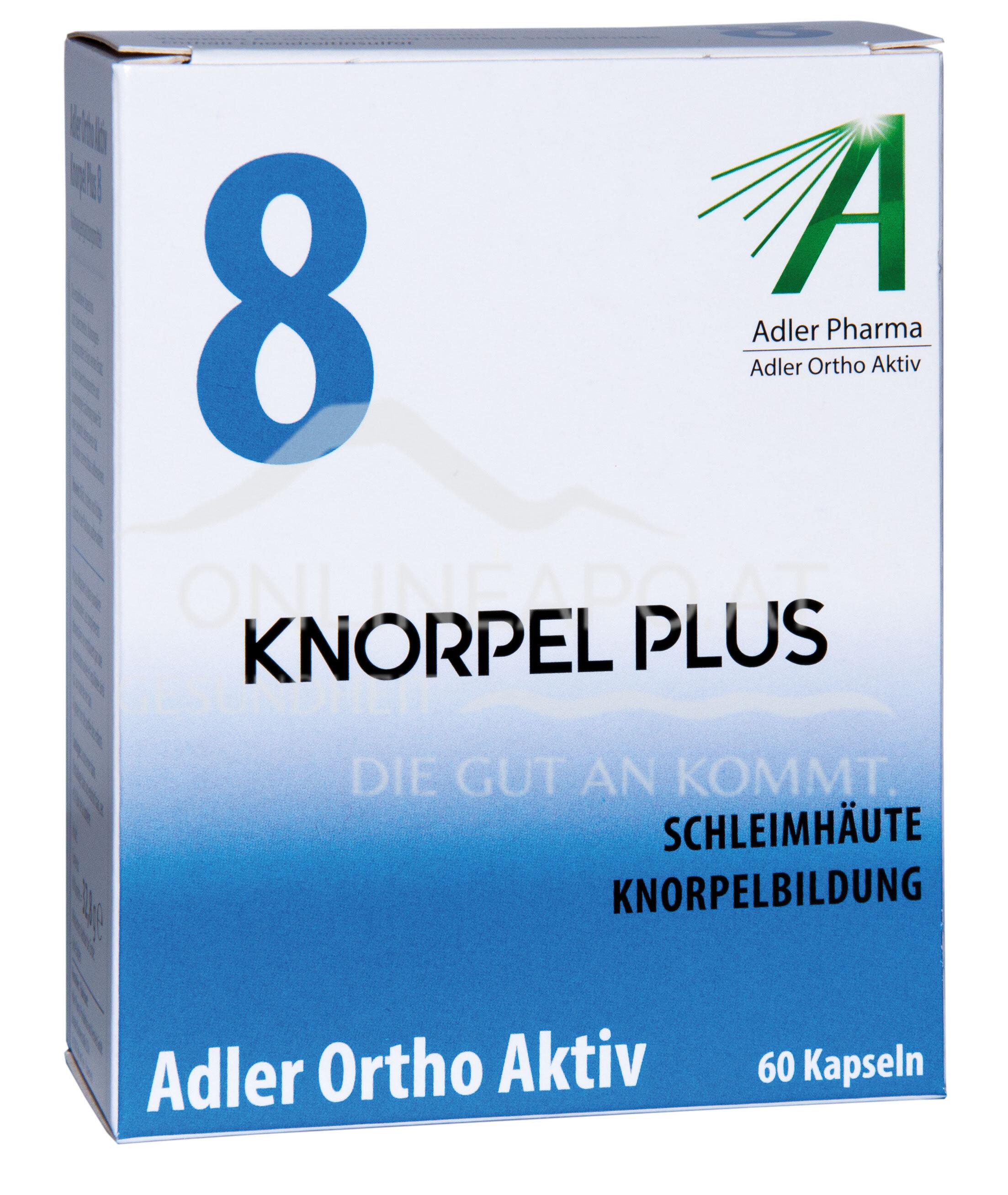 Adler Ortho Aktiv Nr. 8 Knorpel Plus