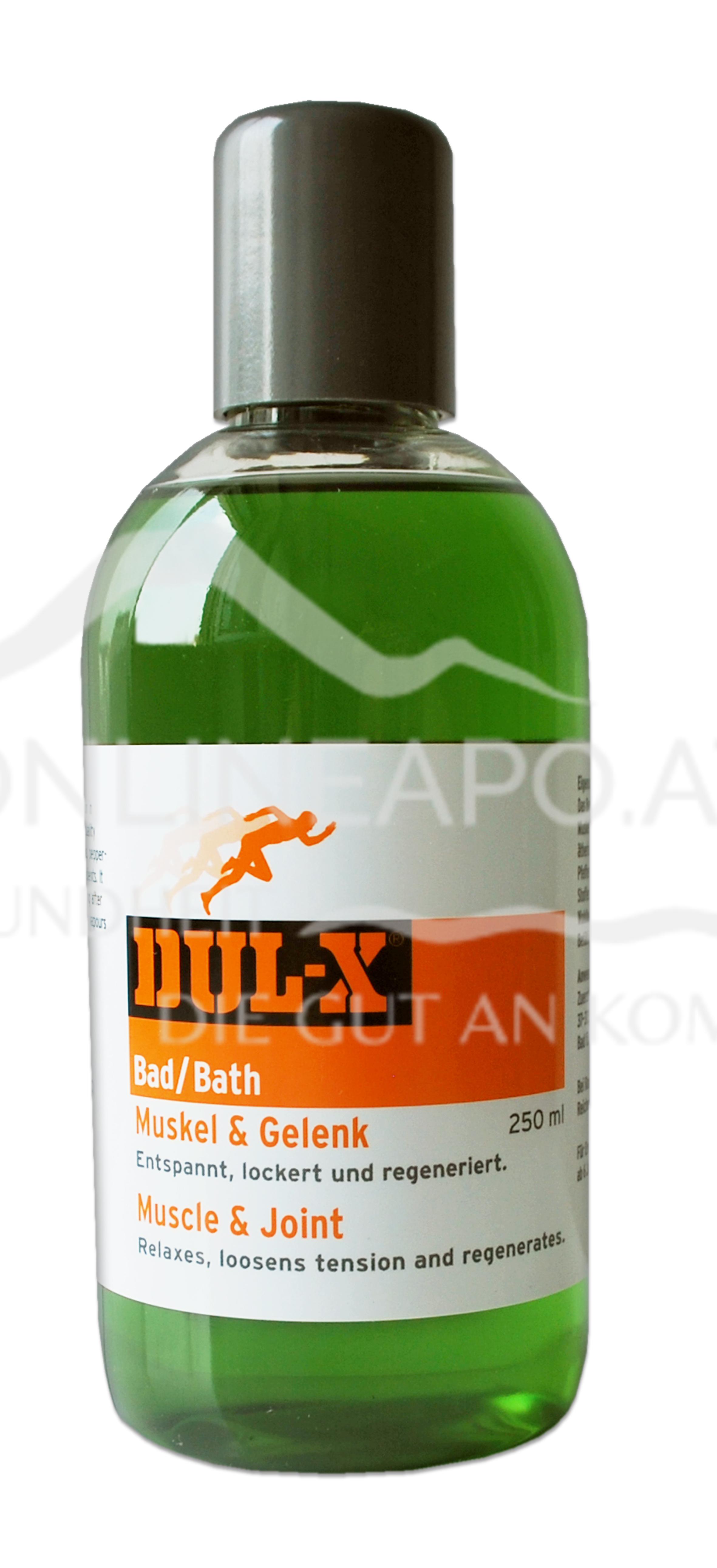 DUL-X® Bad für Muskel und Gelenk