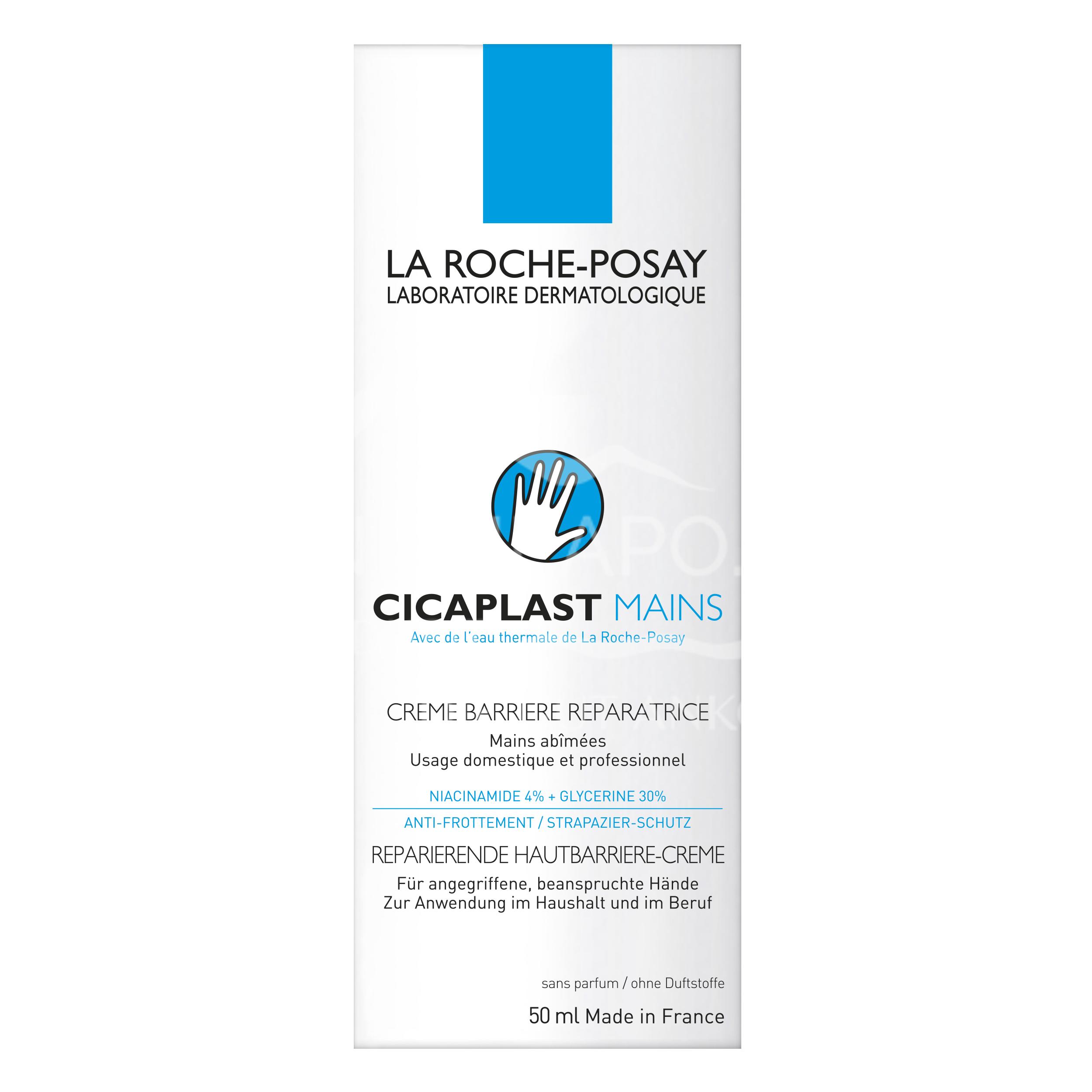 La Roche-Posay Cicaplast Mains Handcreme