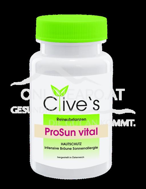 Clive`s ProSun vital Kapseln