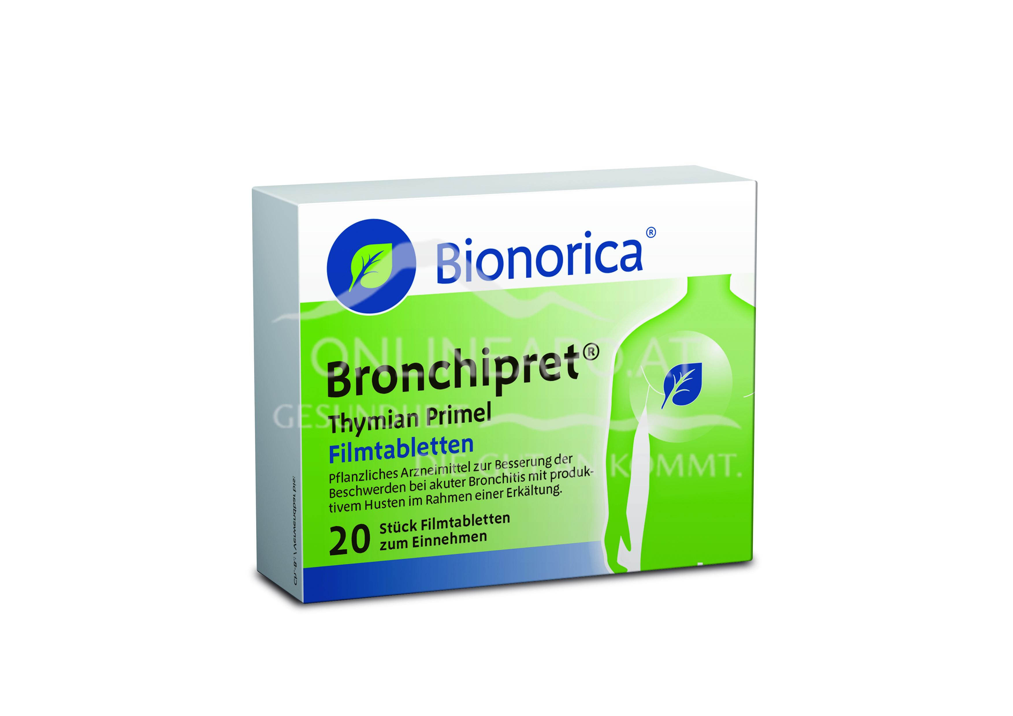 Bronchipret® Filmtabletten