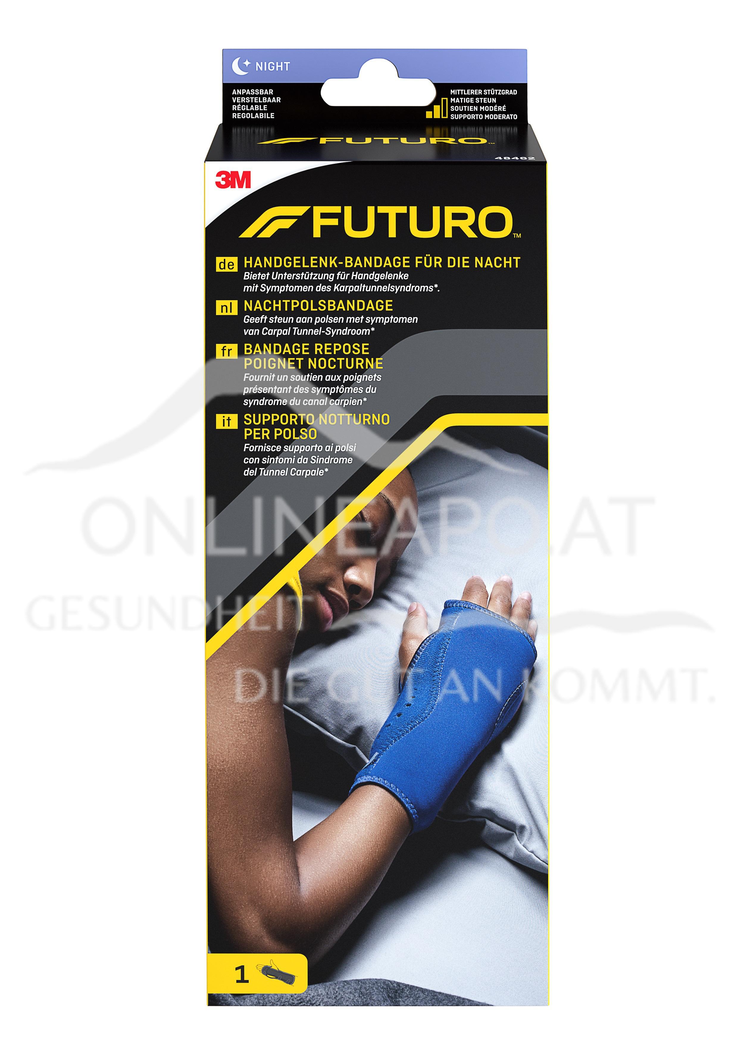 Futuro Night Handgelenk-Schiene für die Nacht