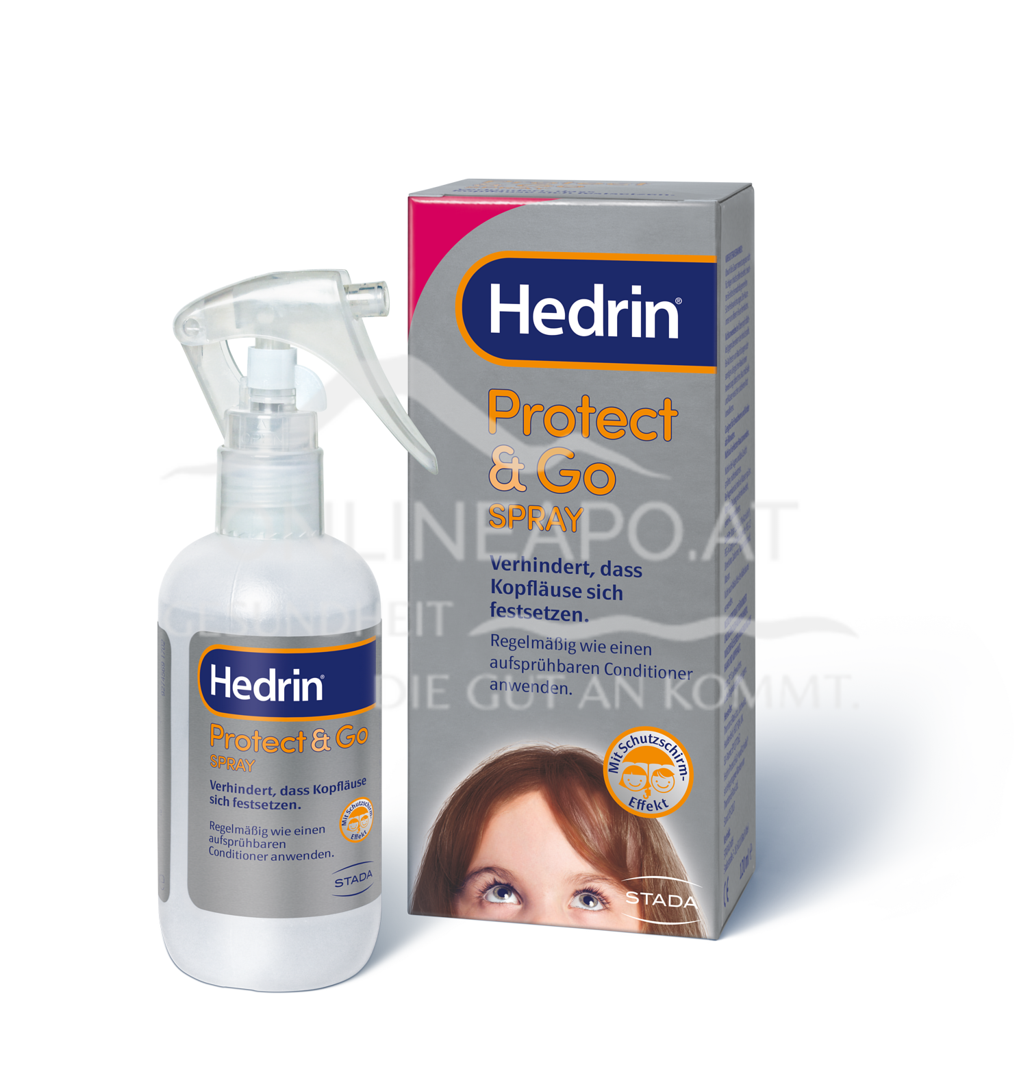 Hedrin® Protect & Go Spray