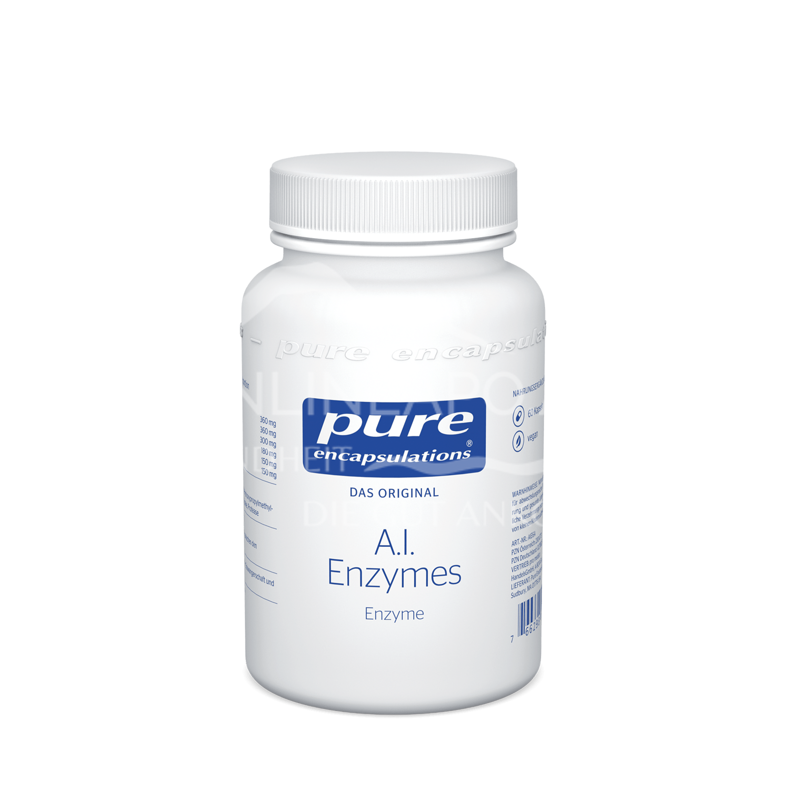 pure encapsulations® A.I. Enzymes