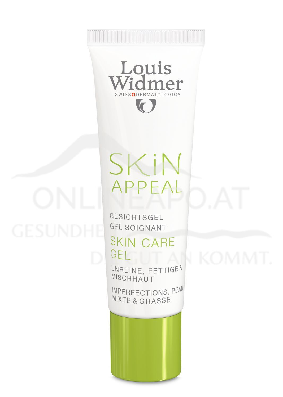 Louis Widmer Skin Appeal Skin Care Gel ohne Parfüm