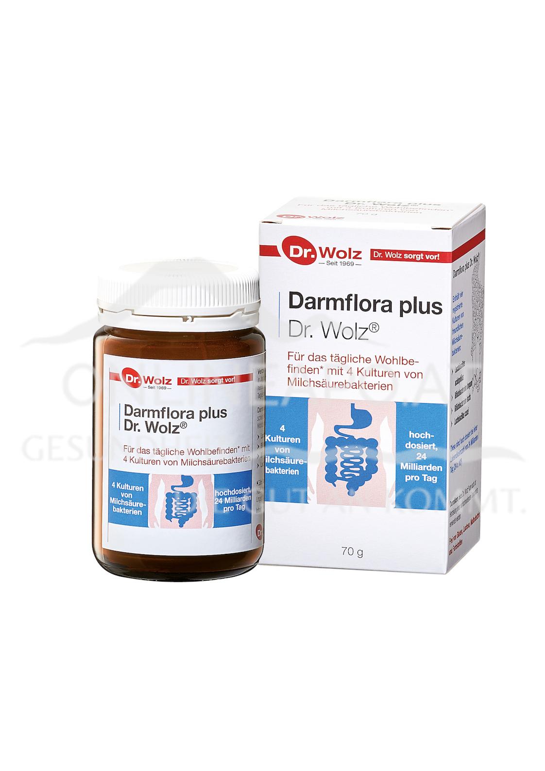 Dr. Wolz Darmflora plus® Pulver
