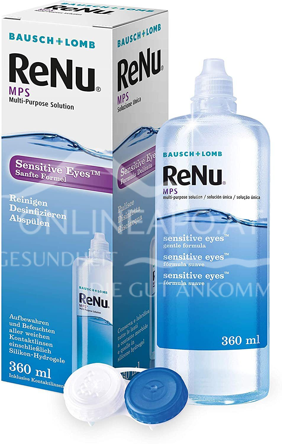 ReNu MPS Sensitive Eyes All-in-one Pflegemittel