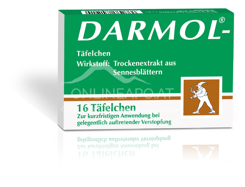 Darmol® Täfelchen