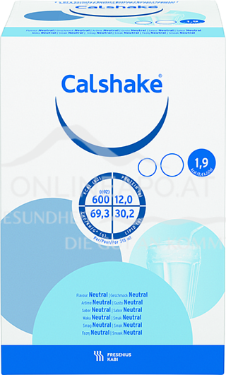 Calshake® Neutral 7 x 87g