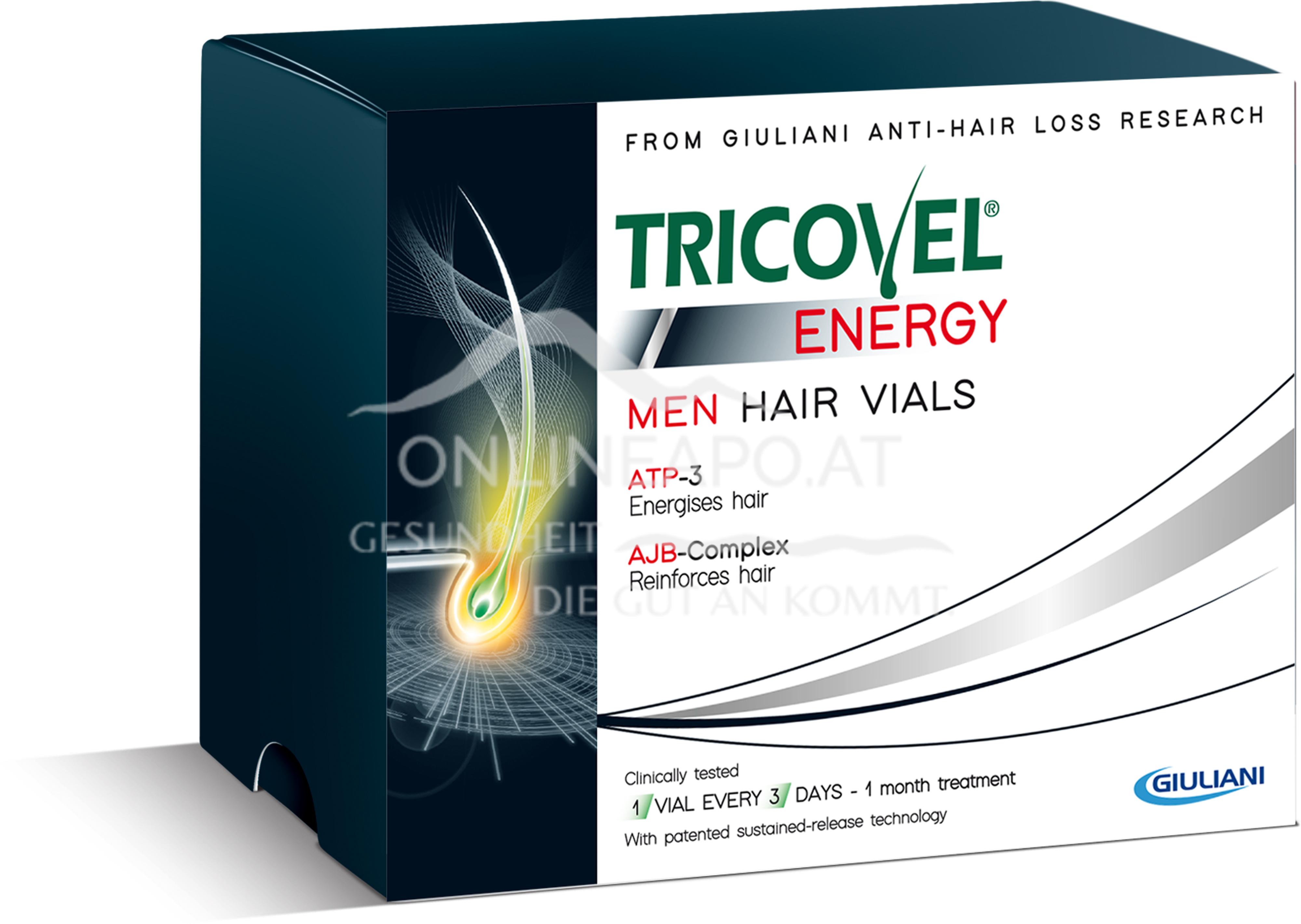 Tricovel Ampullen für Männer