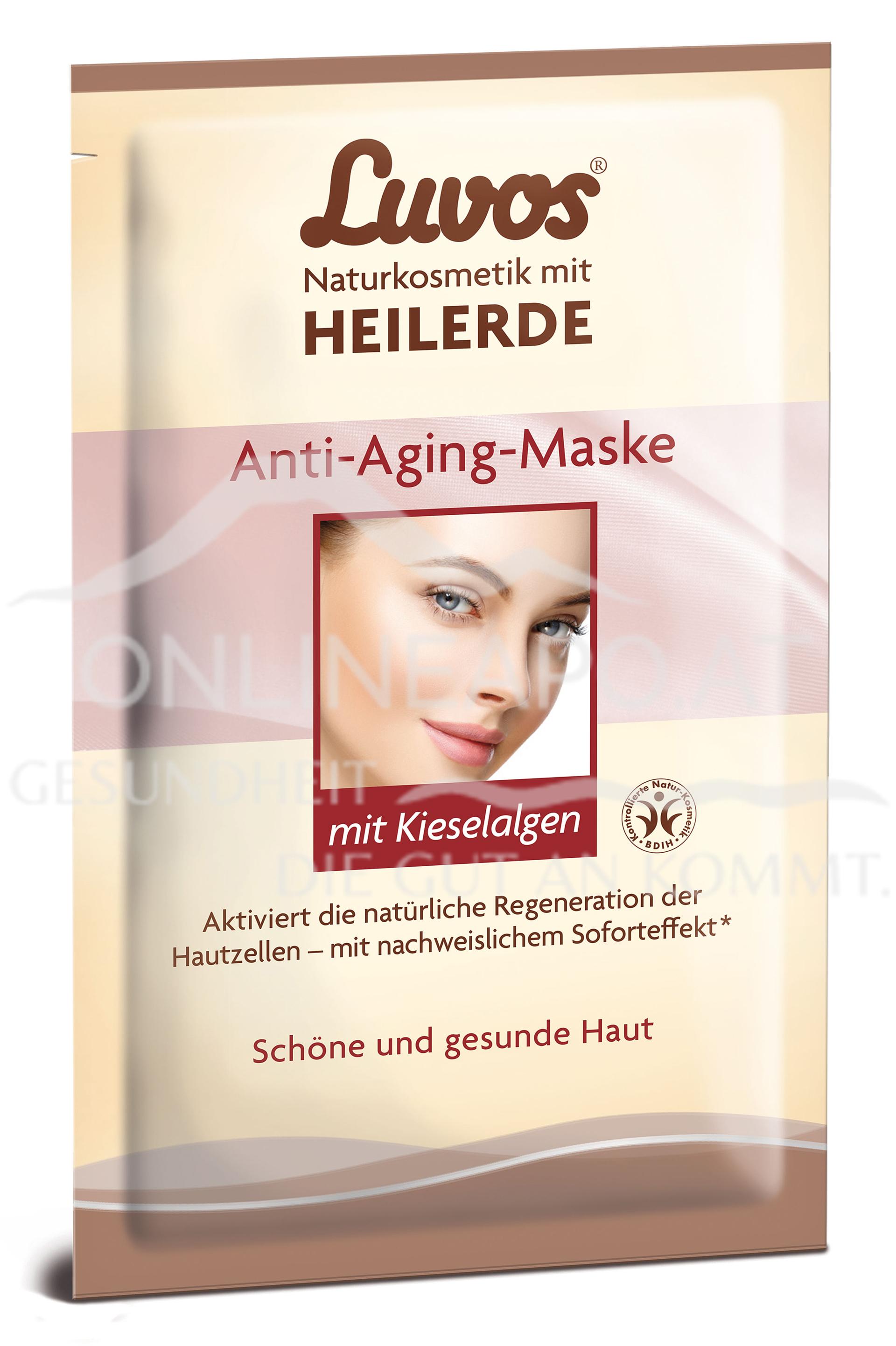 Luvos Heilerde Gesichtsmaske Anti-Aging