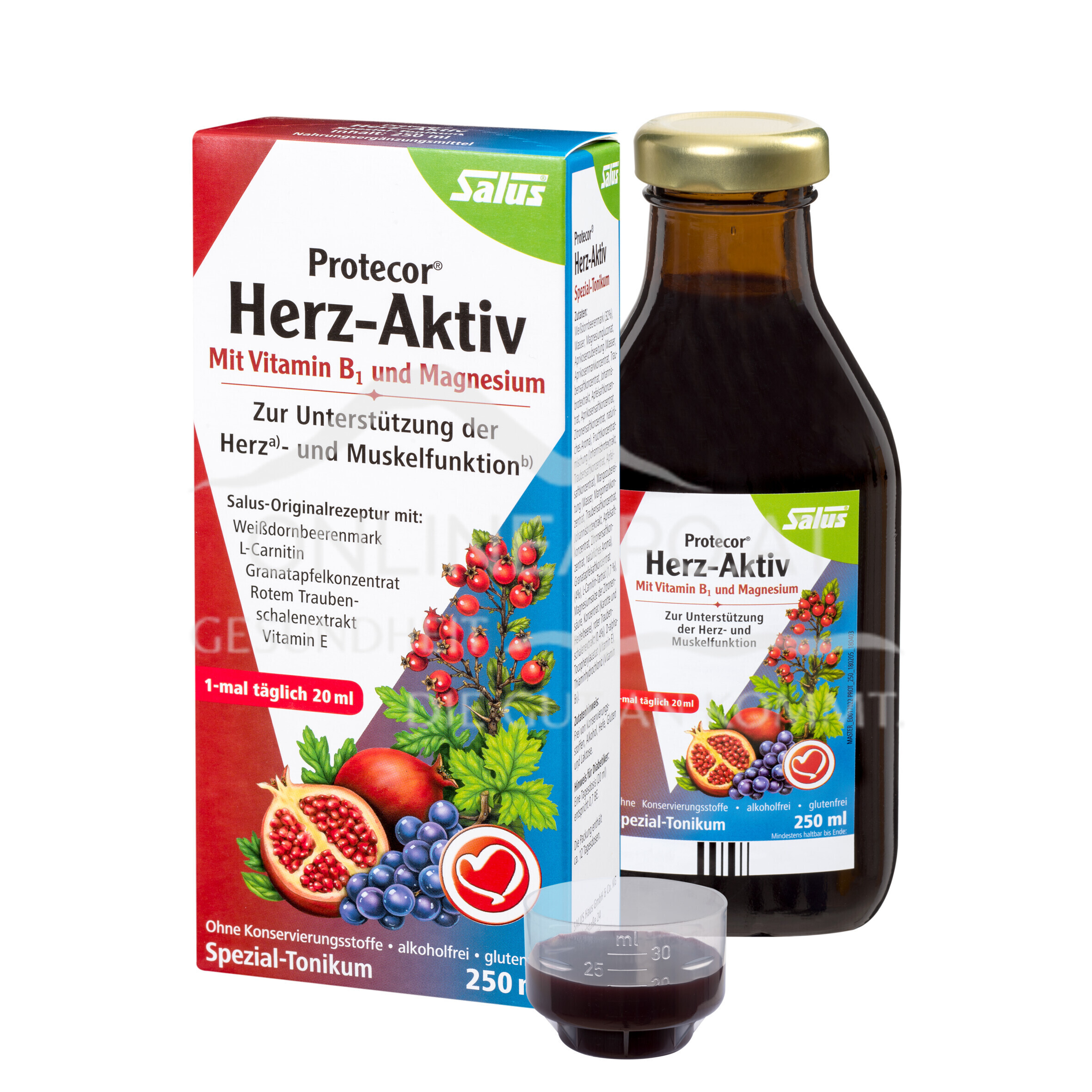 Salus® Protecor® Herz-Aktiv Tonikum