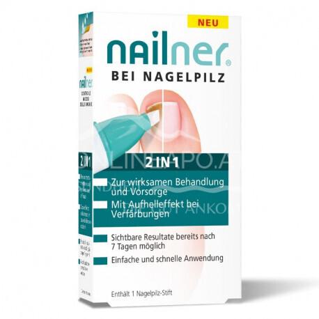 Nailner Nagelpilz 2 in 1 Stift