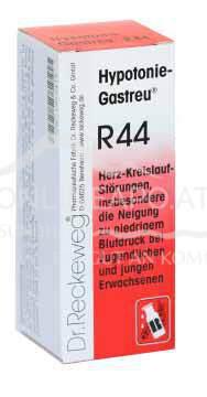 Dr. Reckeweg® Hypotonie-Gastreu® R44