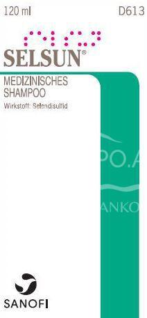 SELSUN® medizinisches Shampoo